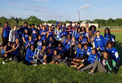 Millville track and field