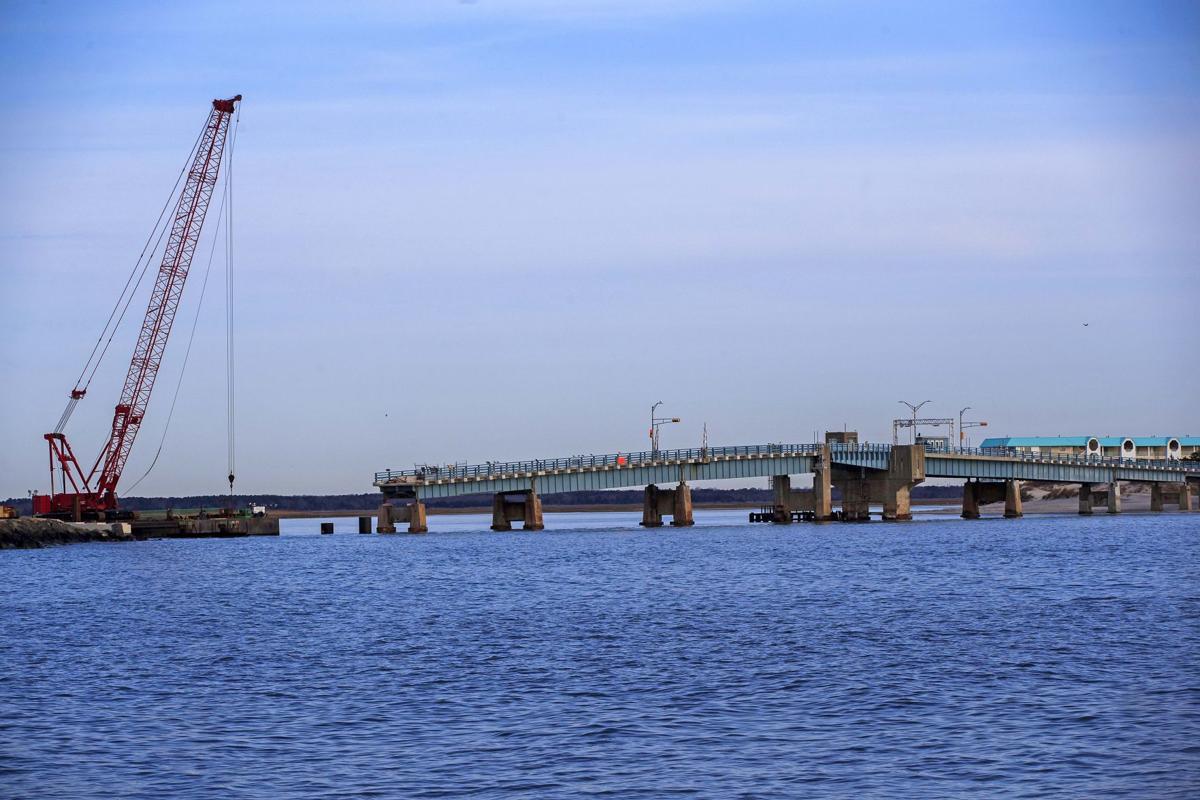 Townsends Inlet Bridge closed