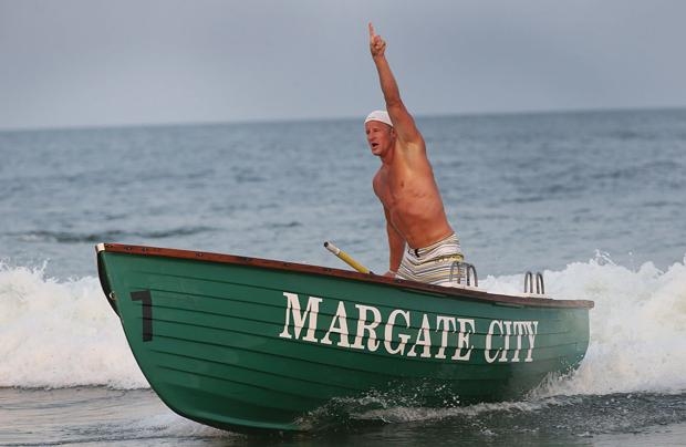 They're off! Lifeguard racing season starts this week