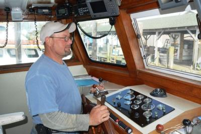 Charter boat captain's job more than fishing out of Cape May