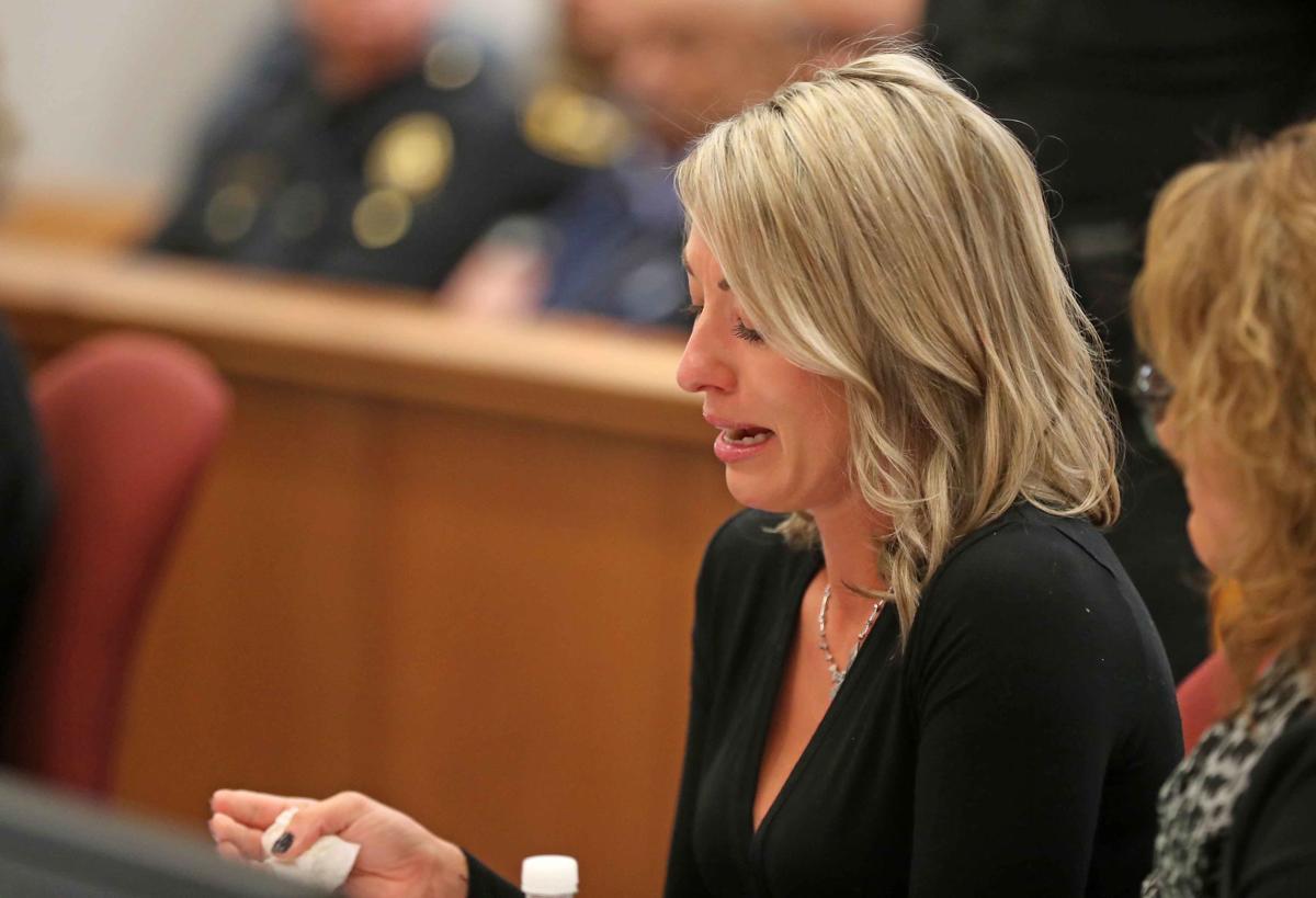 Augello sentenced to life in prison for involvement in Kauffman murder