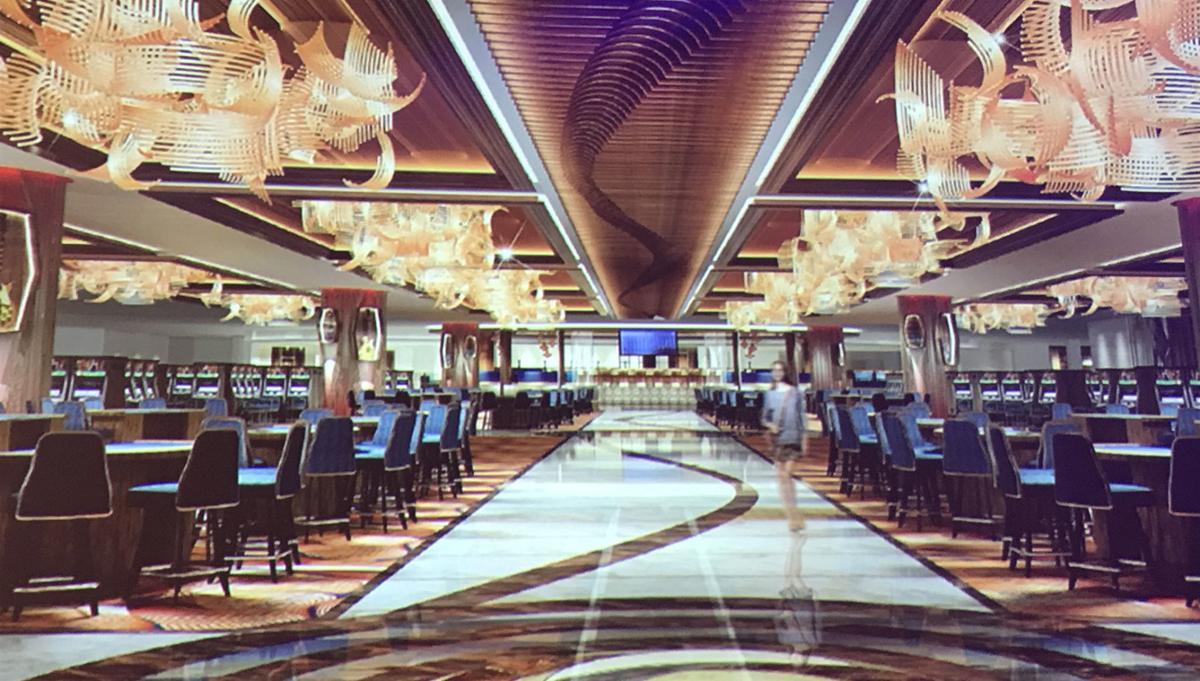 live casino hotel opening date