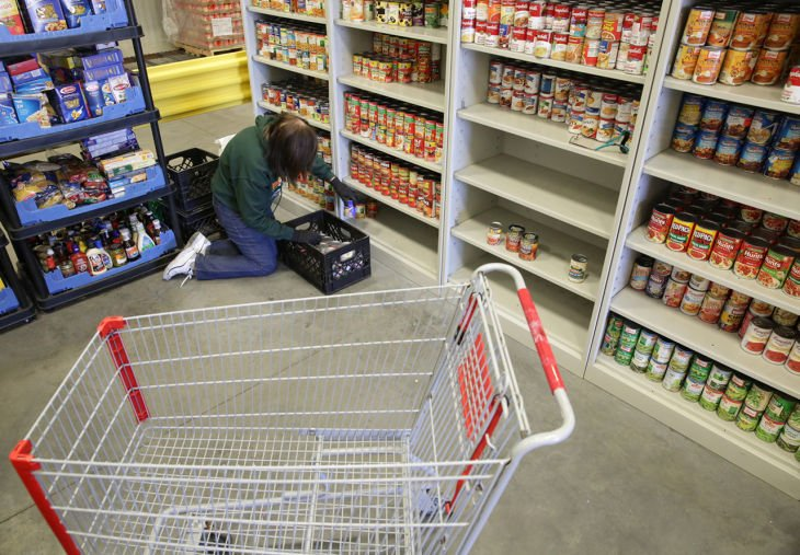 Food Bank Shortages