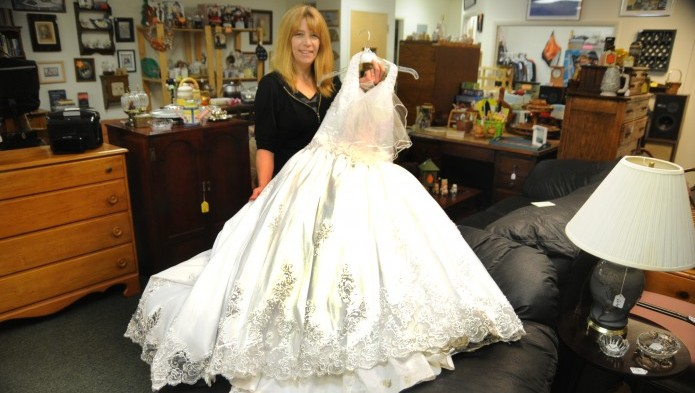 Best of the press may 1 2012 photo galleries for Wedding dress thrift shop