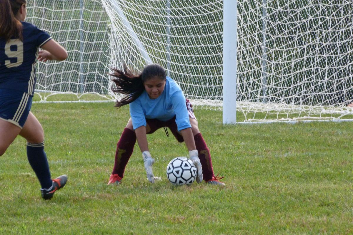 With losing streak behind them, Pleasantville girls hope to keep climbing
