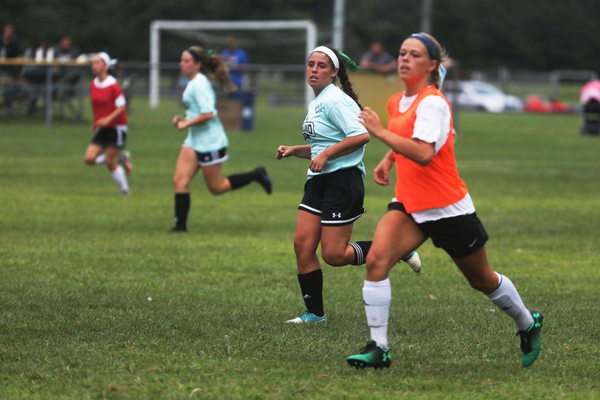 Mainland girls soccer