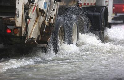 Potential for torrential rain prompts flash flood alert Thursday