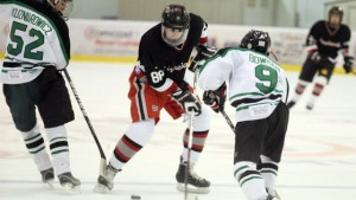 Toughest Part Of High School Club Ice Hockey Comes Off The Ice