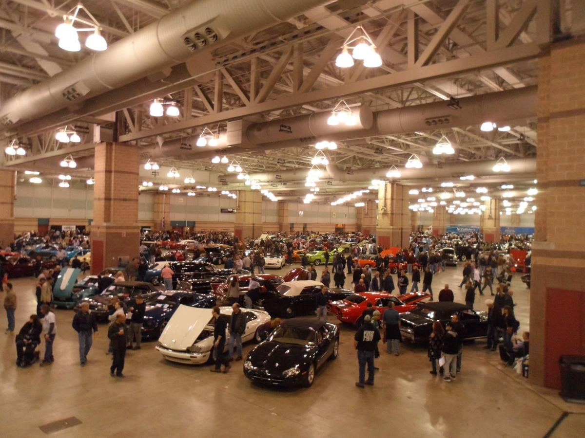 A Great Deal Of Dreaming Takes Place At The Atlantic City Car Show - Atlantic city car show