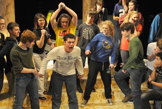 Absegami's Emanon Players put new spin on Shakespeare's 'Julius Caesar'