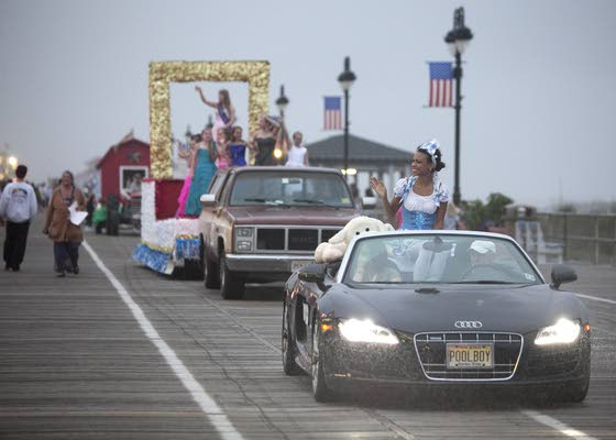 Miss N.J. Pageant Parade highlights events At The Shore Today