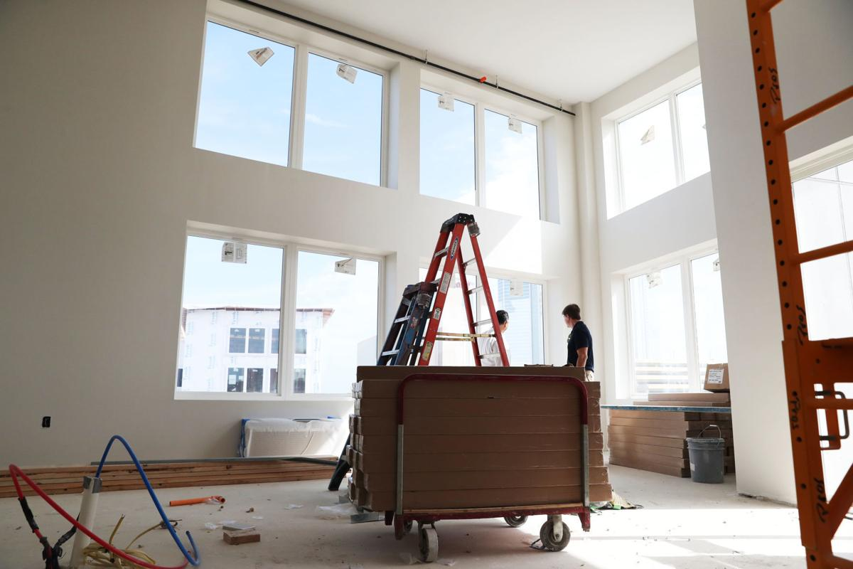 North Beach housing property preparing for fall openings