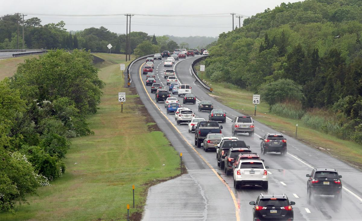 Garden State Parkway Memorial Day Weekend Traffic Delays Breaking News