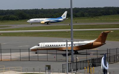 Flights leave Atlantic City Airport
