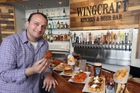 ATS Wingcraft Kitchen and Bar