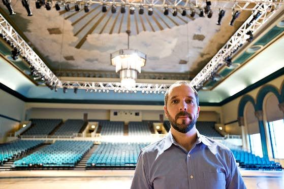 Atlantic City gets new theater with Adrian Phillips upgrade