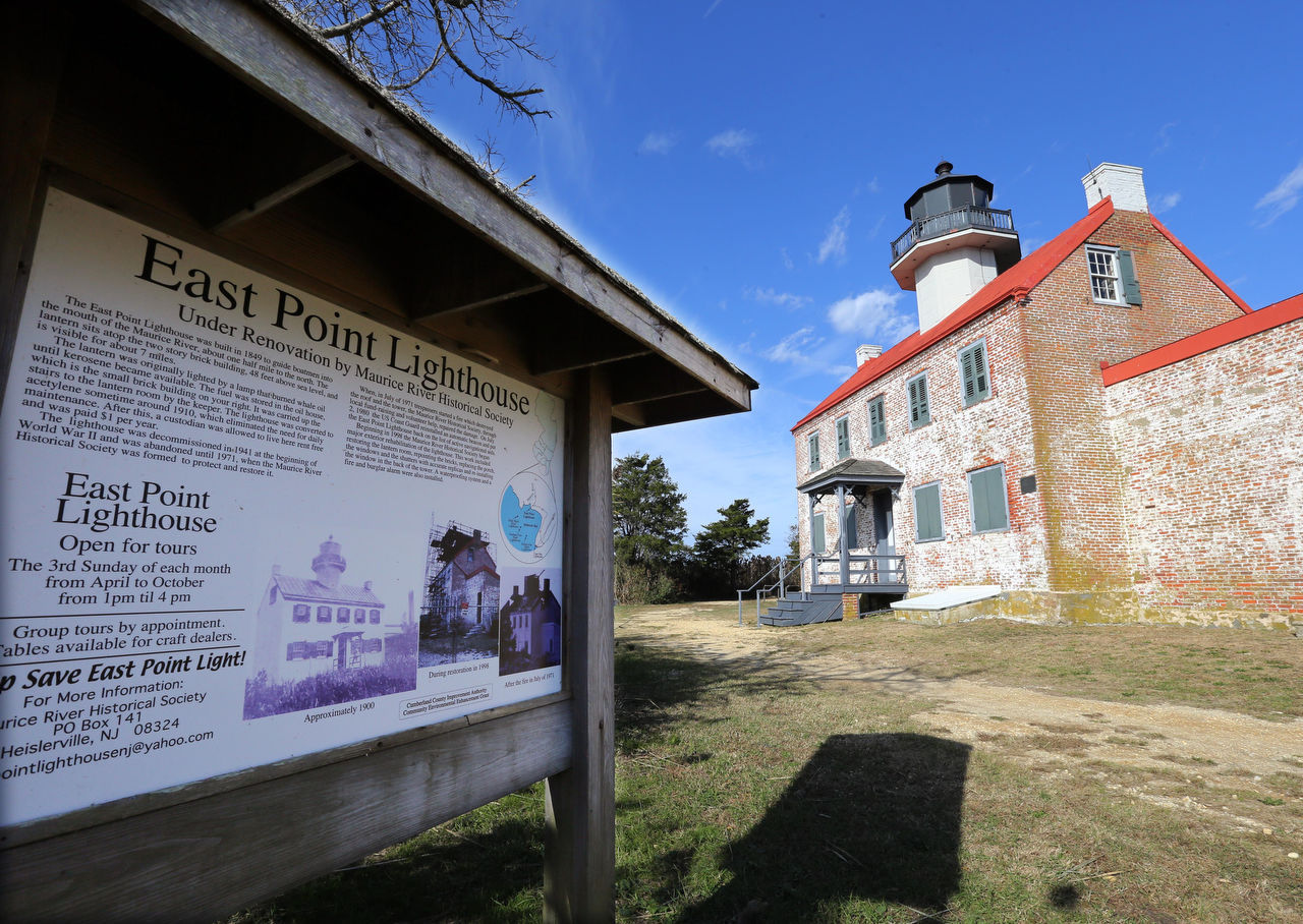 east point lighthouse named among nj s most endangered historic rh pressofatlanticcity com