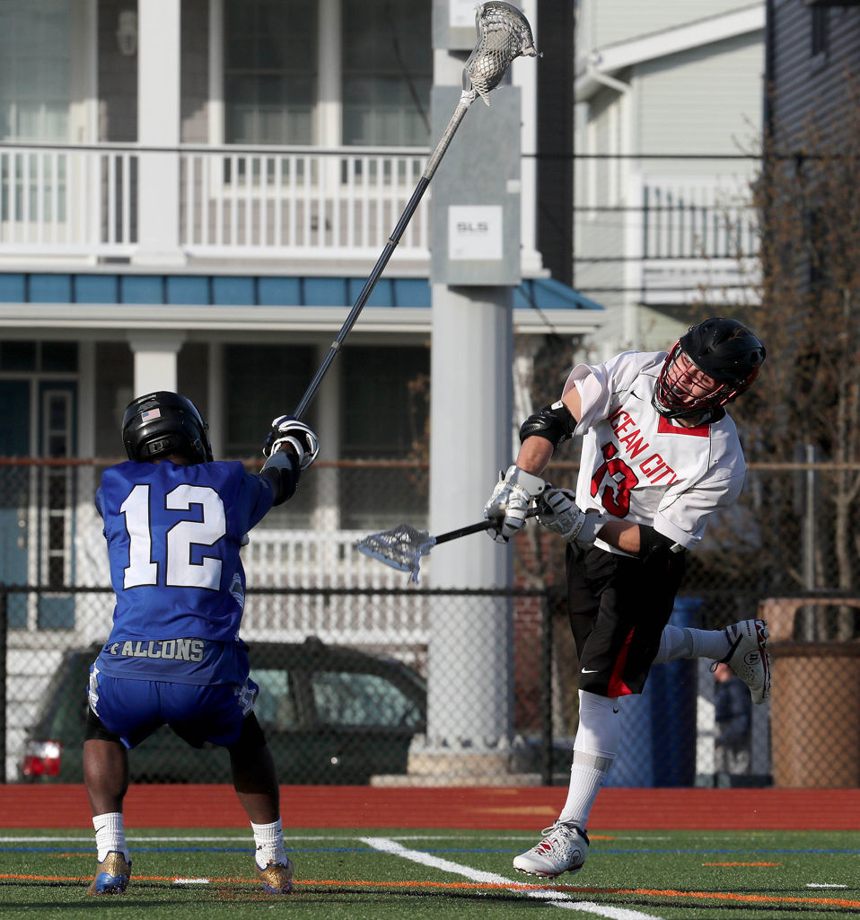 Ocean City Oakcrest Boys Lacrosse