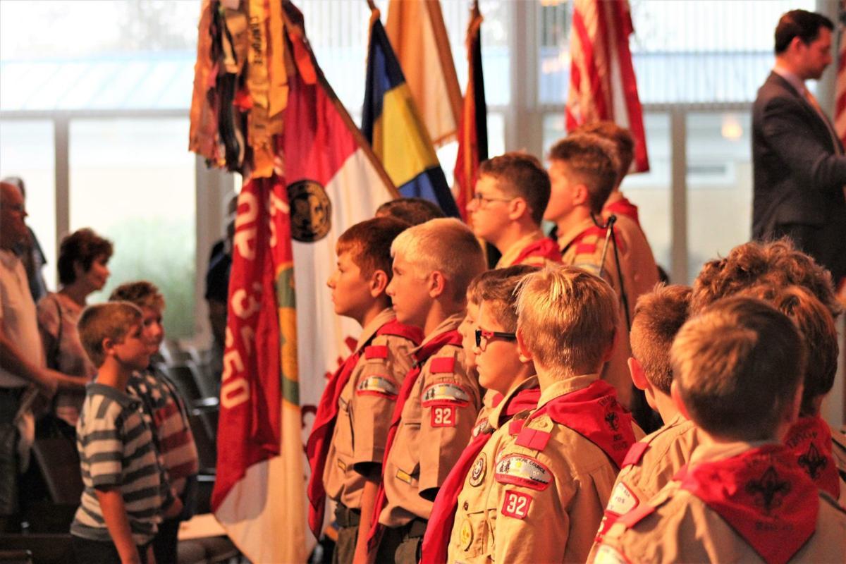 OC 911 Scout anthem