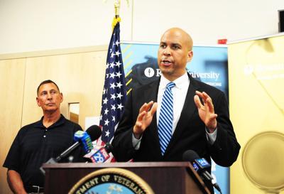 New Jersey Democratic Sen. Cory Booker launches 2020 bid