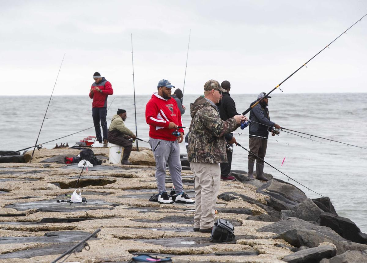 Fish Fight As Striped Bass Numbers Fall, Jersey Shore Anglers Split Over New Rules  Local News  Pressofatlanticcitycom-2382
