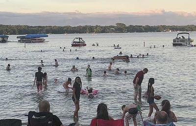 Bad actors on bad behavior 'ruining lake life'