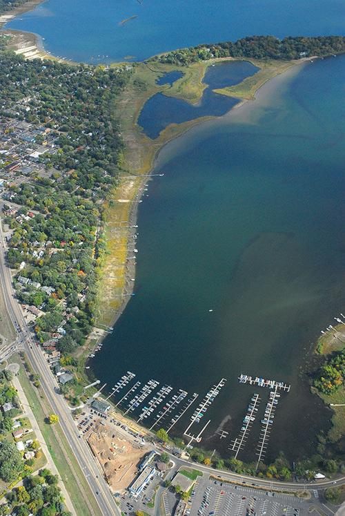 White Bear Lake level trial underway in district court