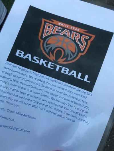 Apparent basketball fundraising scam