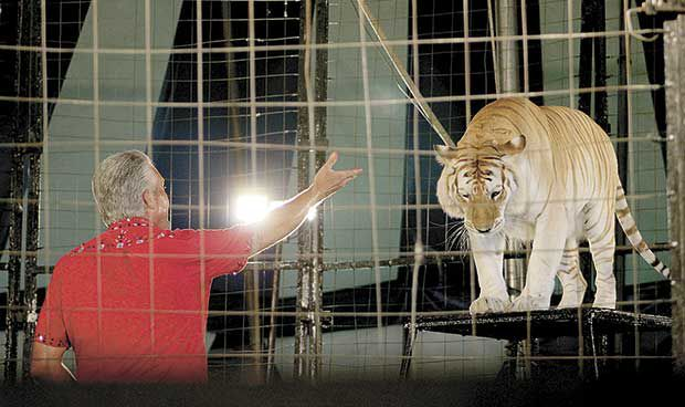 Circus returns to Hugo