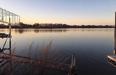 Homeowners find East Goose Lake 'beautiful'