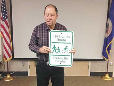 Grassroots momentum grows for trail around lake
