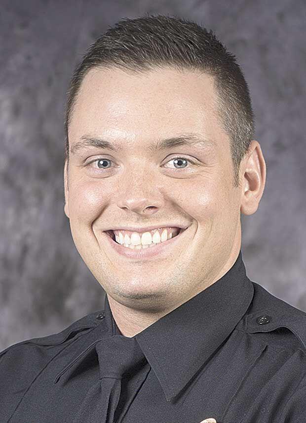 Lino Lakes Officer Nate Hamann