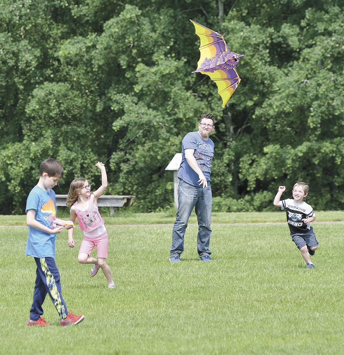 Free flying family fun