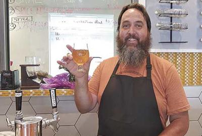 Mead on tap at new Meadery