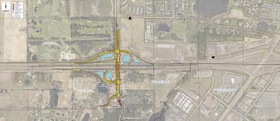 Major road construction project coming to Highway 36 and Manning Avenue