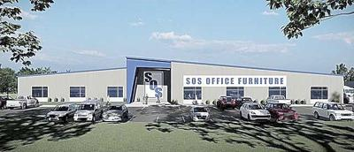 SOS Office Furniture will open in Vadnais Heights this June