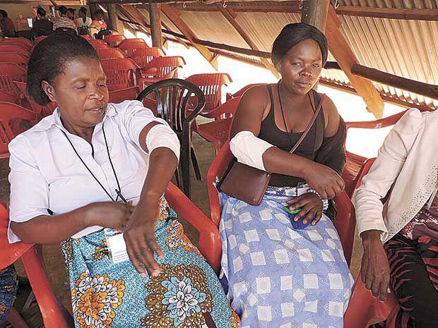 Nurse takes knowledge to Zambia