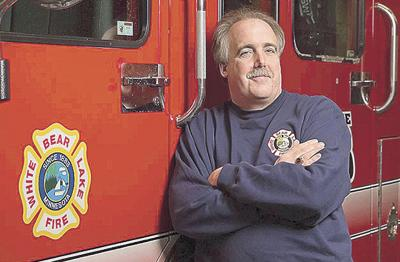 Retired firefighter to be feted