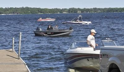 Don't rock the boat: Keep peace on the water with safe behavior