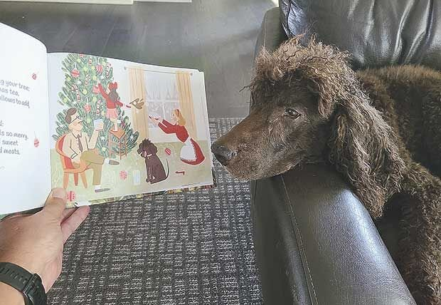 Manufacturer tells story of the tradition of tree trimming in new children's book