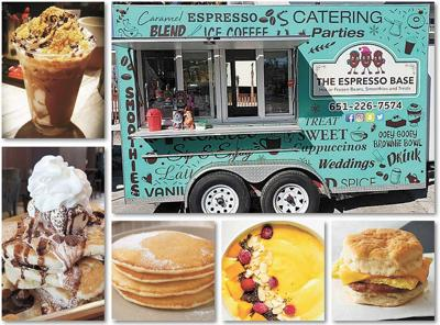 New espresso trailer serves up something for everyone