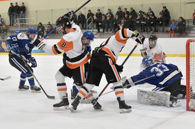 Hockey: White Bear Lake boys thump Woodbury 6-0