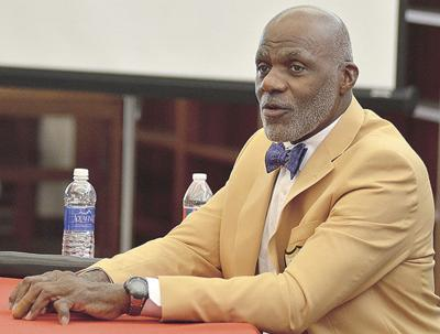 Alan Page discusses 'life-changing' Brown vs. Board of Education ruling