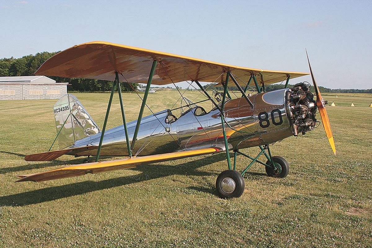 History takes flight at Forest Lake Airport