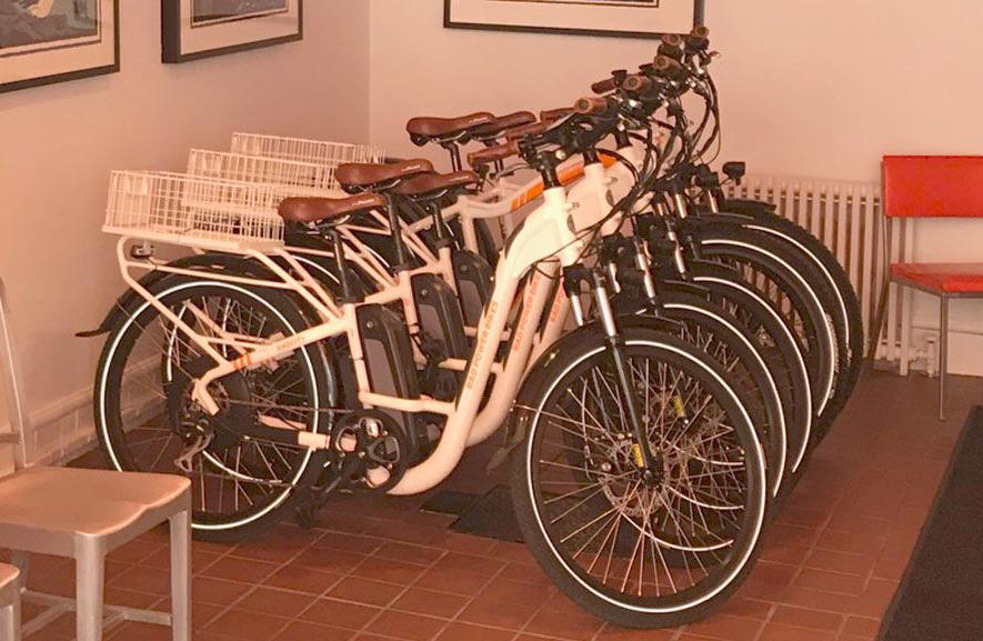 New electric bike rental opens in Stillwater