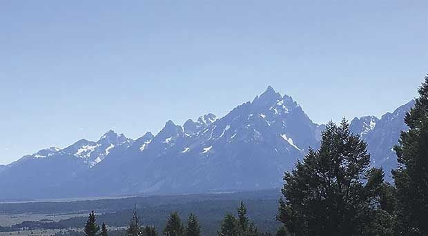 Grayson's Vacations: Grand Teton National Park