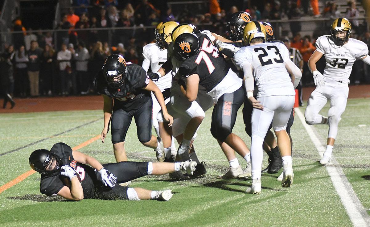 Football: Bears fall to East Ridge 28-23