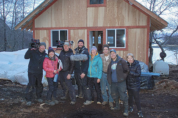 North to alaska part ii includes reality tv show news for Building off the grid ana white