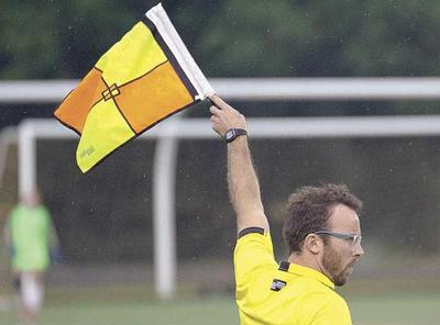 Shrinking rosters of referees are growing sports problem