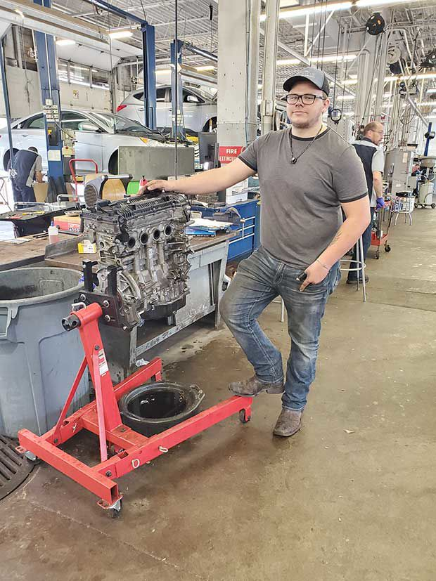 Summer internship expands to include automotive industry